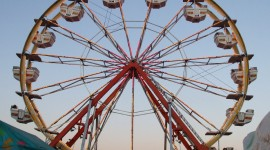 Ferris Wheel Wallpaper Free