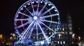 Ferris Wheel Wallpaper Full HD