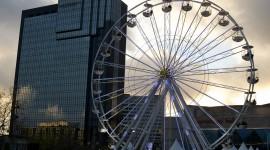 Ferris Wheel Wallpaper HD