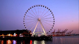 Ferris Wheel Wallpaper HQ