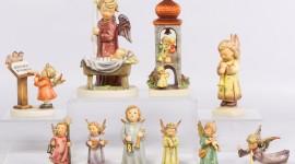 Figurines Hummel Wallpaper