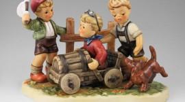 Figurines Hummel Wallpaper For Desktop