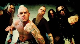 Five Finger Death Punch Wallpaper For PC