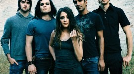 Flyleaf Wallpaper
