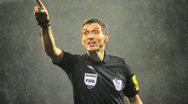 Football Referee Photo