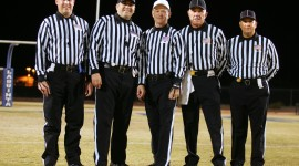 Football Referee Pics