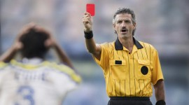 Football Referee Wallpaper