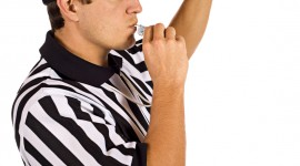 Football Referee Wallpaper For IPhone