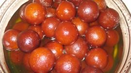 Gulab Jamun Pics