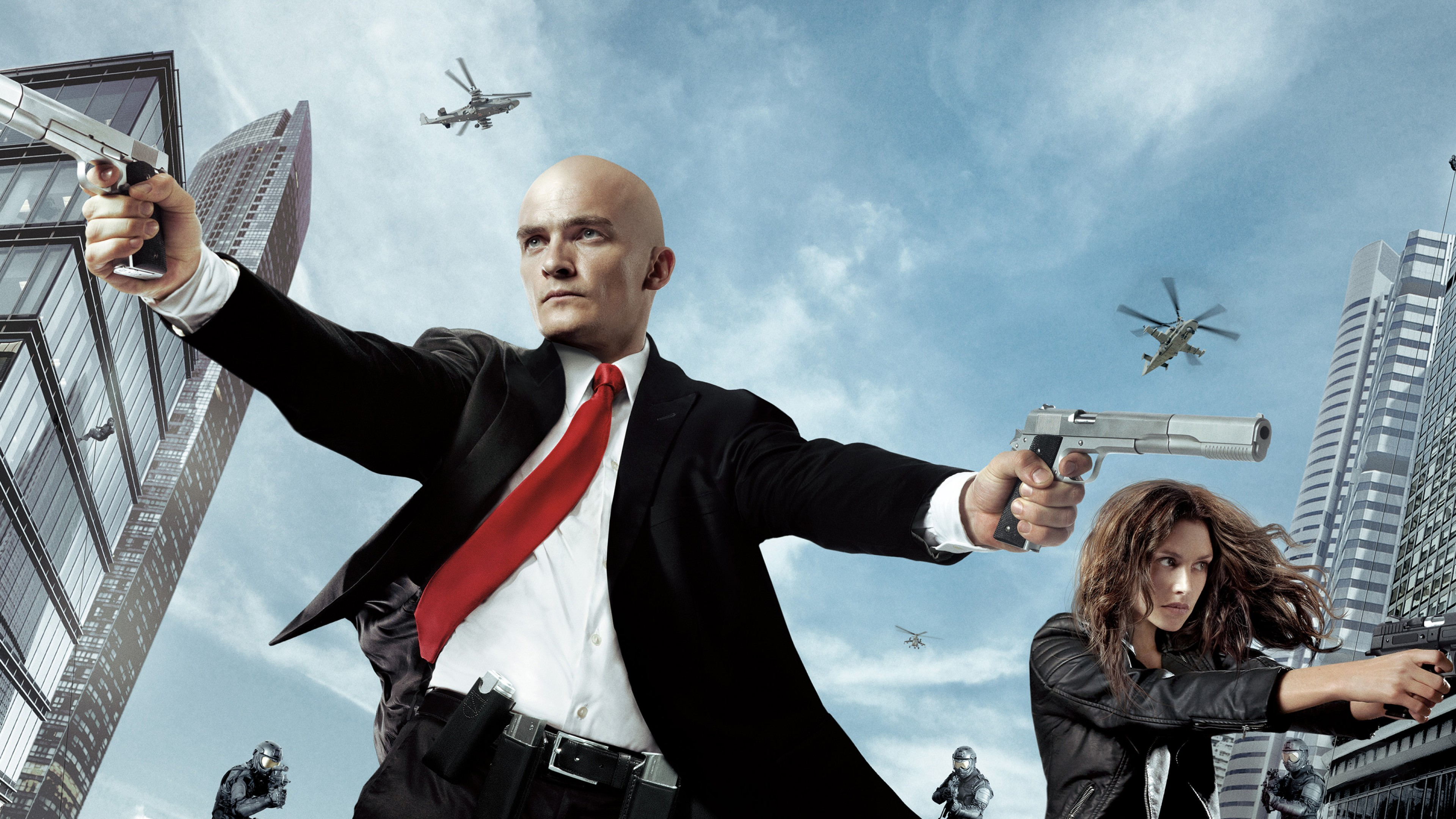 hitman agent 47 wallpapers high quality | download free