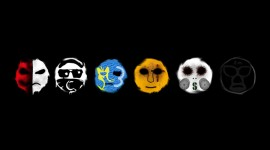 Hollywood Undead High Quality Wallpaper