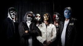 Hollywood Undead Wallpaper Download Free