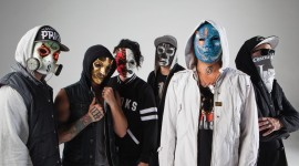 Hollywood Undead Wallpaper High Definition