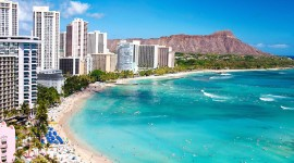 Honolulu Desktop Wallpaper