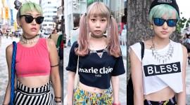 Japanese Fashion Wallpaper HD