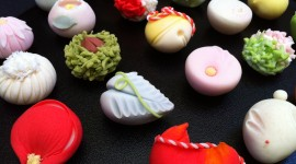 Japanese Sweets Wallpaper High Definition
