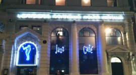 Jazz Cafe Wallpaper High Definition