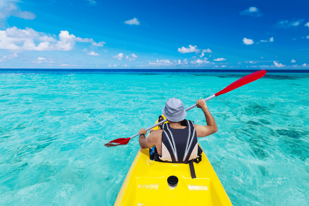 Kayaking wallpapers HD
