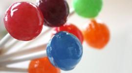 Lollipops Wallpaper