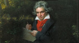 Ludwig Van Beethoven Wallpaper HQ