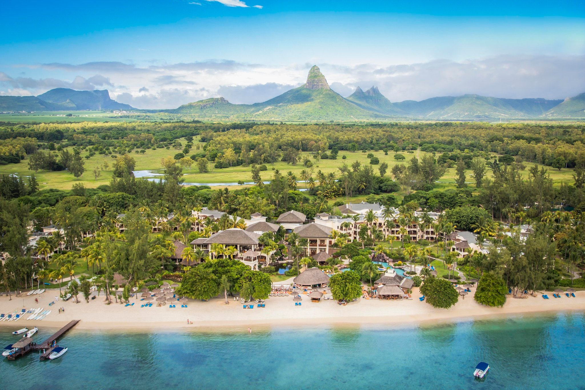 Hotel Hilton Ile Maurice