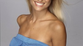 Michelle Hunziker Wallpaper For Android
