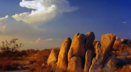Mojave Desert Wallpaper HD