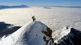 Mountaineering Desktop Wallpaper For PC