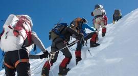 Mountaineering Photo