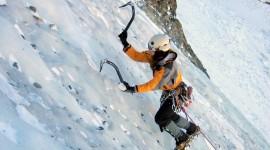 Mountaineering Photo Free