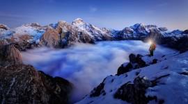 Mountaineering Wallpaper 1080p