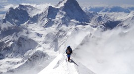 Mountaineering Wallpaper Download Free