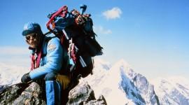 Mountaineering Wallpaper Full HD