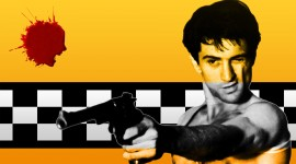Movie Taxi Driver High Quality Wallpaper