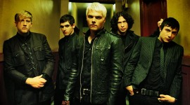 My Chemical Romance Desktop Wallpaper HD