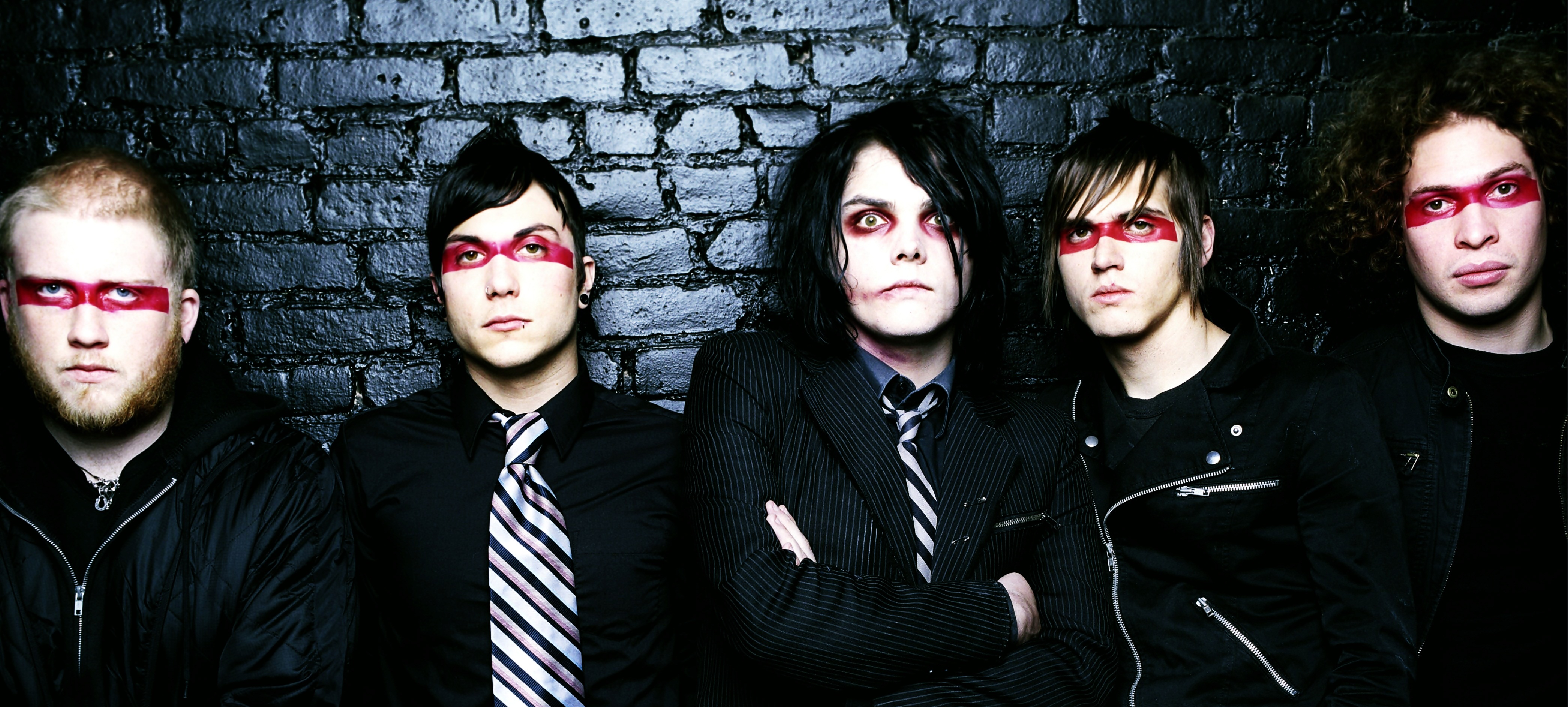My Chemical Romance Wallpapers High Quality | Download Free
