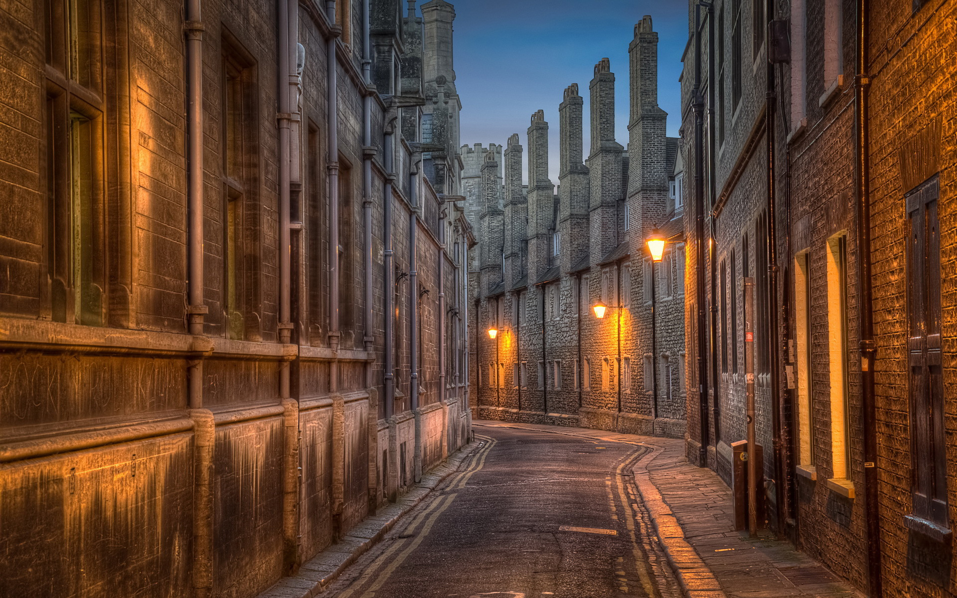 narrow streets wallpapers high quality download free