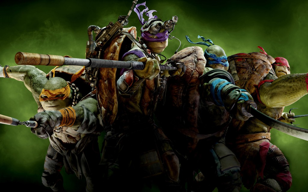 Ninja Turtles wallpapers HD