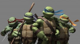 Ninja Turtles Desktop Wallpaper
