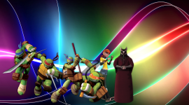 Ninja Turtles High Quality Wallpaper