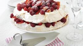 Pavlova Cake Best Wallpaper