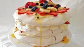 Pavlova Cake Wallpaper
