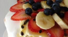Pavlova Cake Wallpaper Download