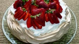 Pavlova Cake Wallpaper HQ