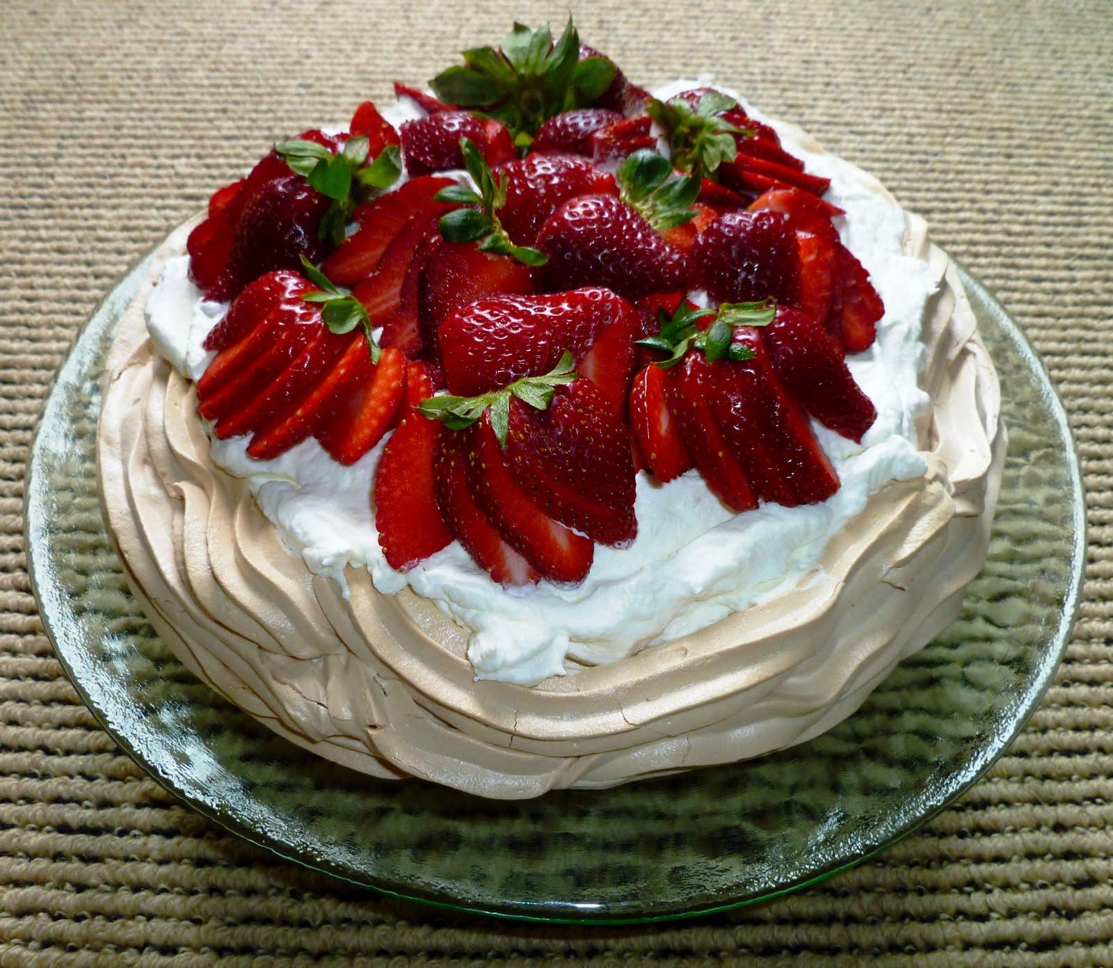 Торт анна павлова рецепт