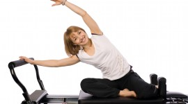 Pilates Desktop Wallpaper HD