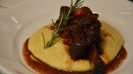 Polenta and Braised Beef Wallpaper Download