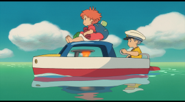 Ponyo Best Wallpaper