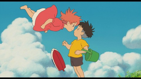 Ponyo wallpapers high quality