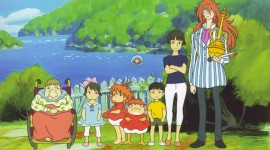 Ponyo Photo Download